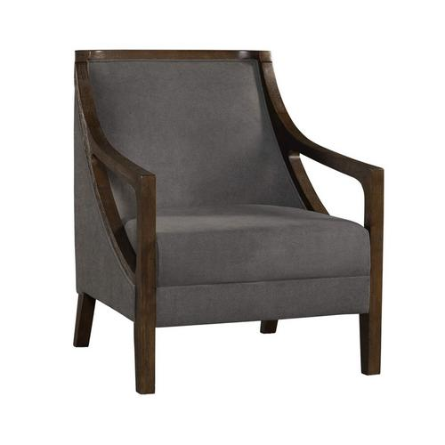 Hopkins Accent Chair - Charcoal