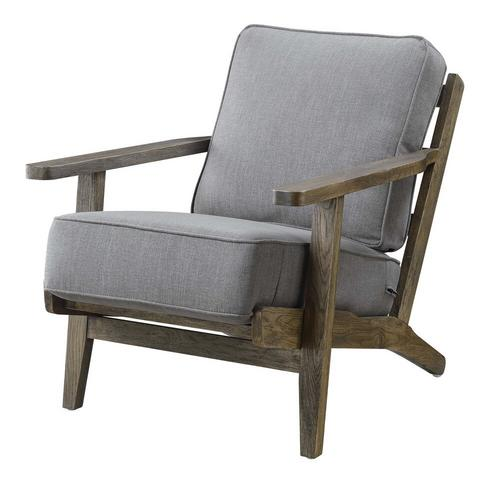 Metro Accent Chair - Slate
