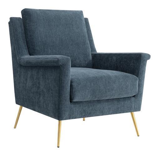 Cambridge Accent Chair - Slate