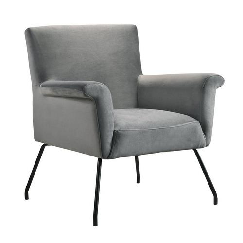 Bukit Accent Chair - Gray