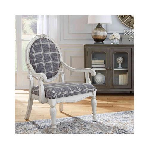 Kornelia Accent Chair - Charcoal
