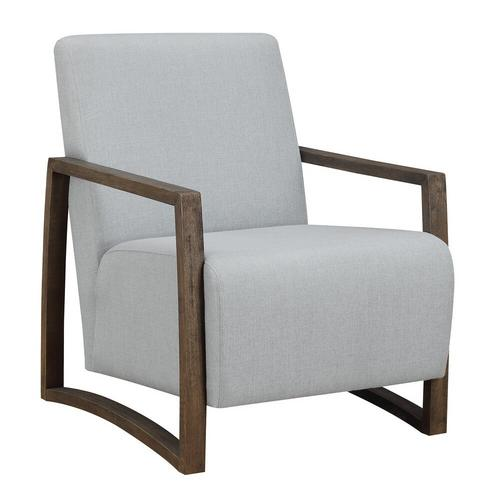 Furman Accent Chair - Platinum
