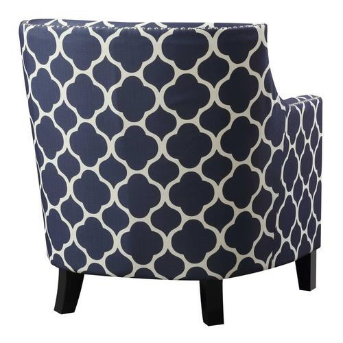 Dinah Accent Chair  - Marine