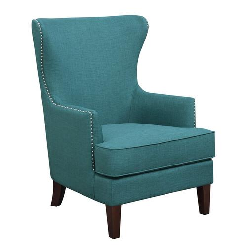 Cody Accent Arm Chair - Teal