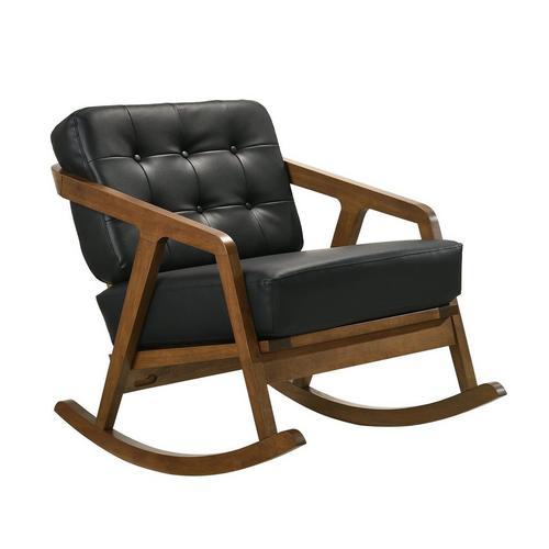 Ingram Rocker Chair - Black