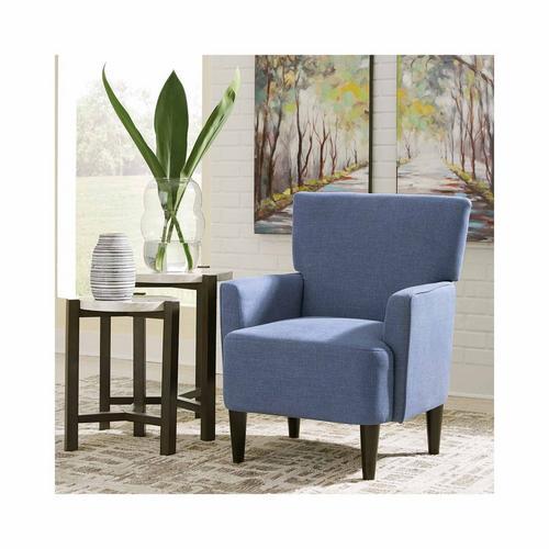 Hansridge Accent Chair - Blue