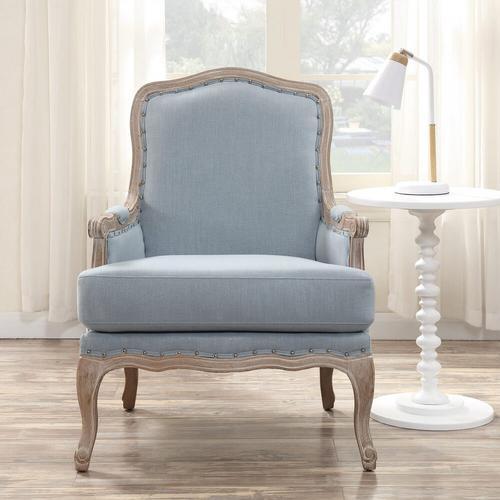 Artesia Accent Chair - Light Blue
