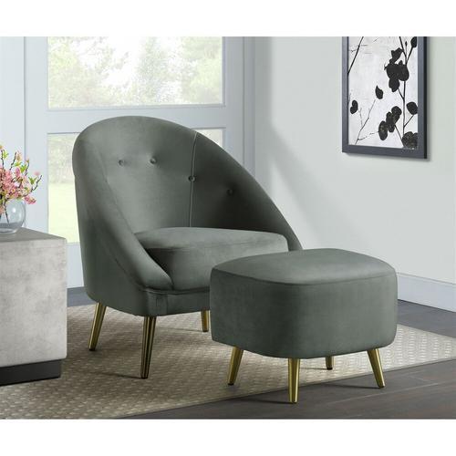 Trinity Accent Chair - Slate