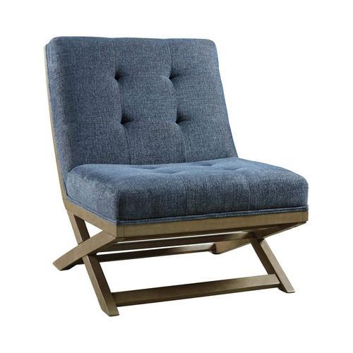 Sidewinder Accent Chair - Blue