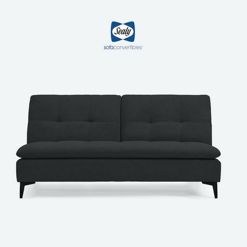 Sedona Sofa Convertible Sleeper - Black