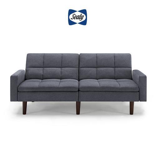 Kennedy Sofa Convertible - Gray