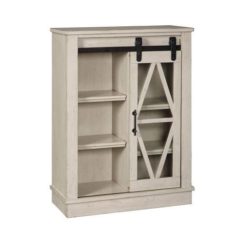 Bronfield Accent Cabinet - White