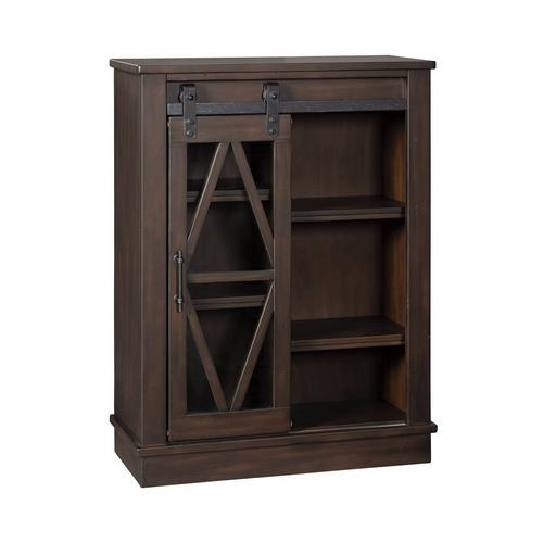 Bronfield Accent Cabinet - Brown