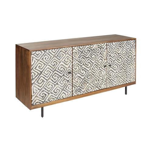 ashley cabinet