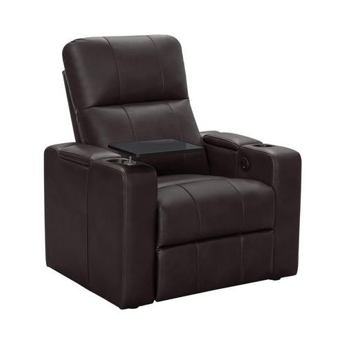 Rider Theater Recliner - Brown