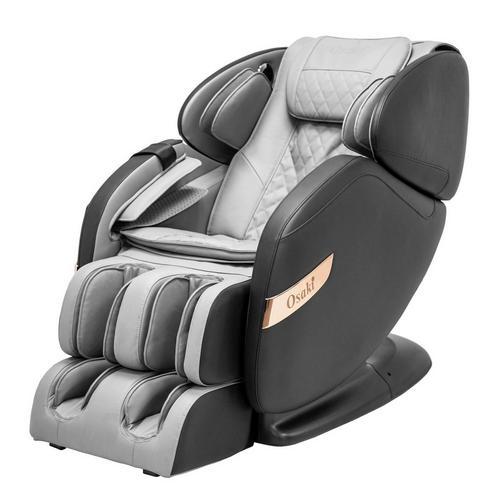 Champ Massage Chair - Gray/Black