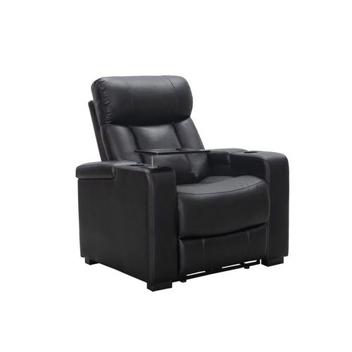 Larson Theater Recliner - Black