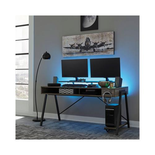 Barolli Gaming Desk - Black