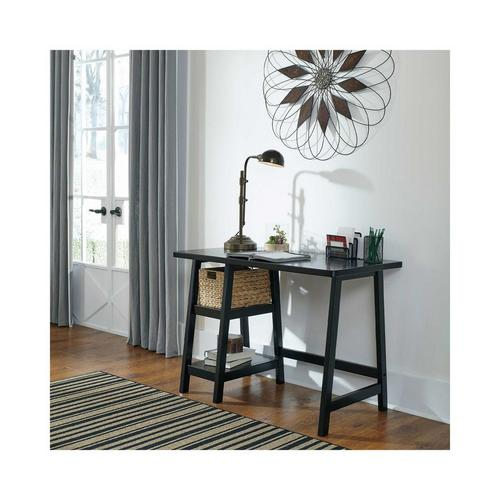 Mirimyn Home Office Small Desk - Black