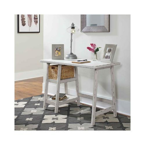 Mirimyn Home Office Small Desk - White