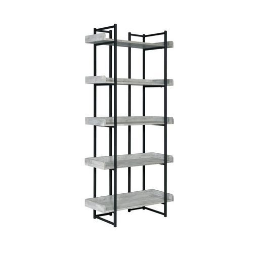 Preston Bookshelf in Grey