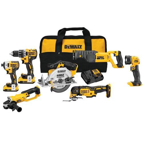 dewalt tool rental
