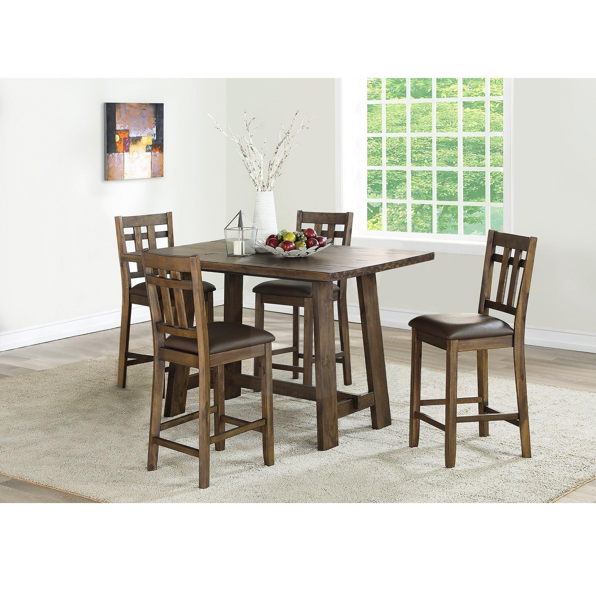 Saranac Counter Height, Aarons Dining Room Sets
