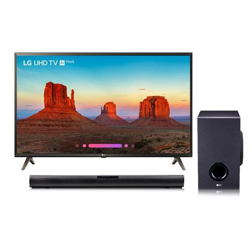 lg tv with sound bar