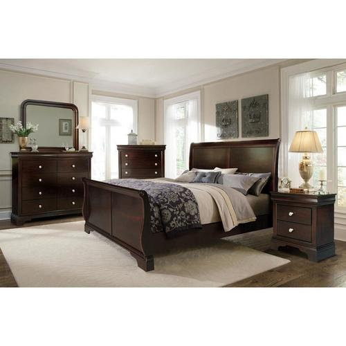 11-Piece Dominique King Bedroom Collection w/ Beautyrest Euro Top Plush Mattress