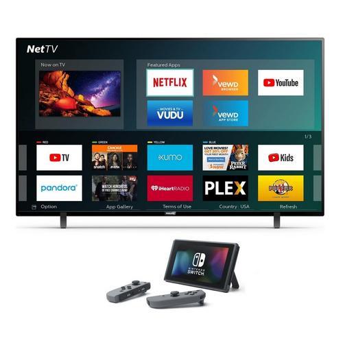 tv switch combo