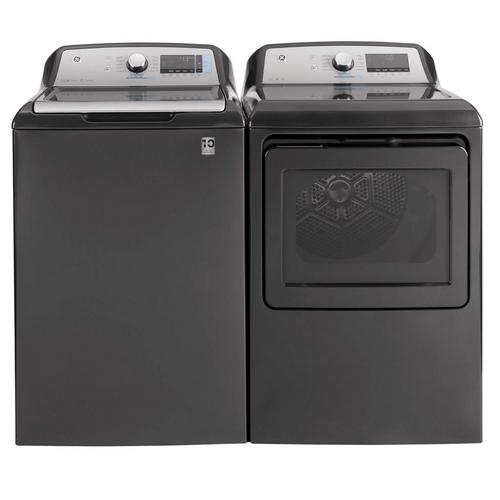 5.2 cu. ft. HE Top Load Washer &  7.4 cu. ft. Gas Steam Dryer
