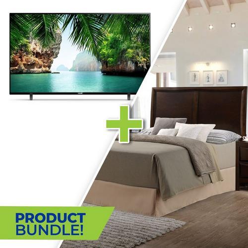 bedroom tv set