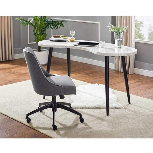 2-Piece Kinsley Desk and Swivel Chair Set
