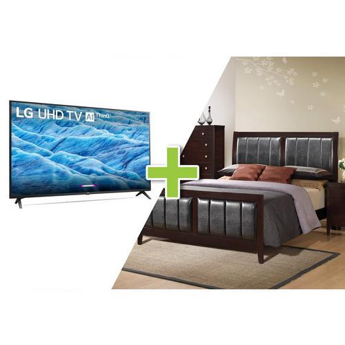 lg tv bedroom bundle