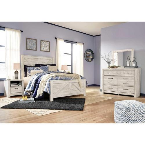 6-Piece Bellaby Queen Bedroom Collection