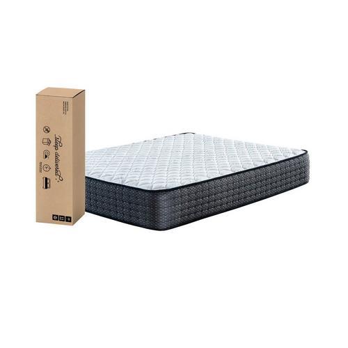 boxed full mattress