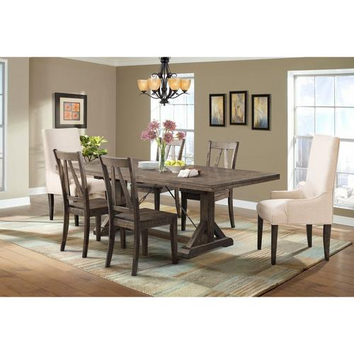 7 Piece Finn Dining Room Collection, Aarons Dining Room Sets