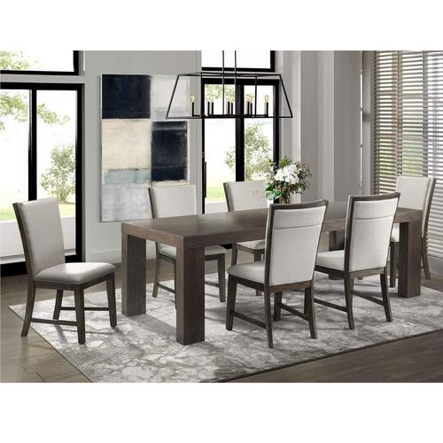 7 Piece Grady Dining Room Collection, Aarons Dining Room Sets