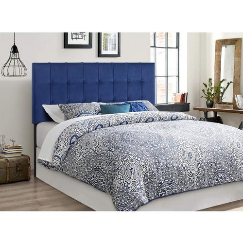 Ava Queen Bed w/ Woodhaven Tight Top Firm Mattress