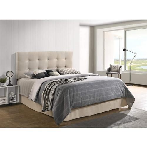 Isabella Queen Bed w/ Beautyrest Tight Top Med. Firm Mattress