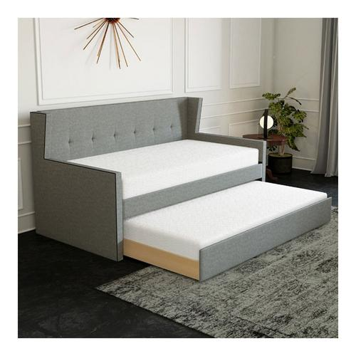 Camelia Twin Daybed w/Trundle - Grey
