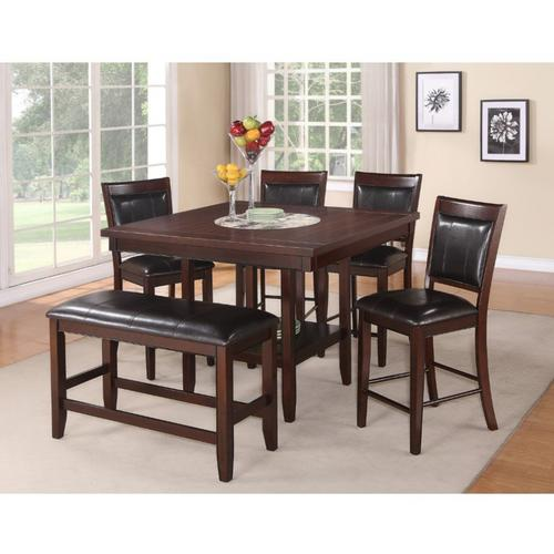 Fulton Counter Height Dining Set, Aarons Dining Room Sets