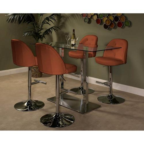 5-Piece High Country Archer Dining Set - Saddle