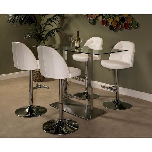 5-Piece High Country Archer Dining Set - White