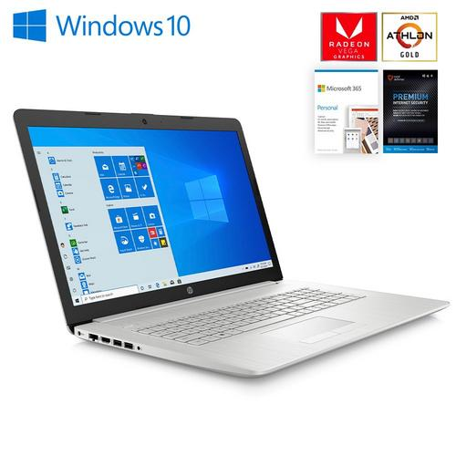 "17.3"" Laptop with Microsoft 365 Personal and Total Defense Internet Security"