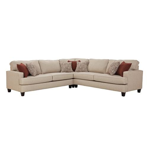 3-Piece Azteca Sectional