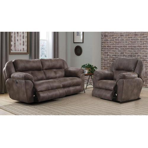 2-Piece Brady Reclining Sofa & Wall Hugger Recliner