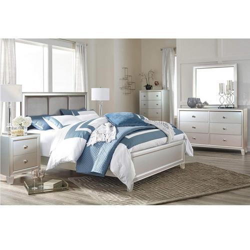 7-Piece Nova King Bedroom Set
