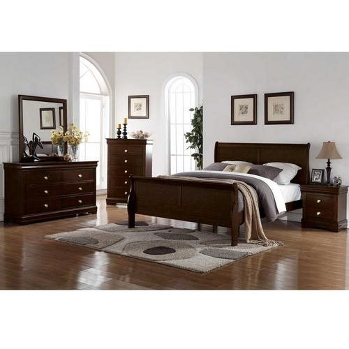7-Piece Orleans Queen Bedroom Set