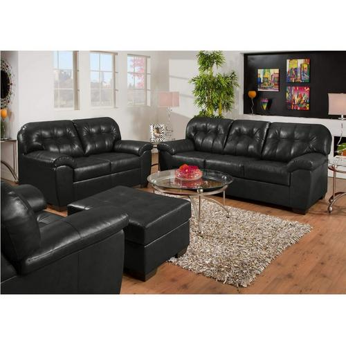 Showtime Onyx Sofa & Loveseat